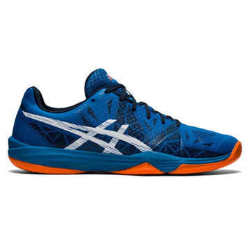 Asics Gel Fastball 3 Mens Court Shoes (Reborn Blue-White)