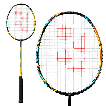 Yonex Astrox 88D Game Badminton Racket 4U (Camel Gold)