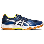 Asics Gel Tactic 2 Mens Court Shoes (Blue Expanse-White)
