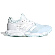 Adidas Court Team Bounce Womens Indoor Court Shoes (Blue)